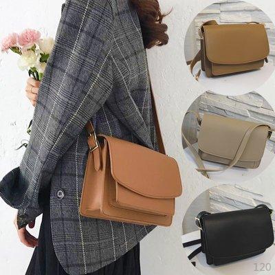 韓國連線 復古 韓版 皮革 側背包 小側背包 斜背包 單肩包 手提包 方包 肩背包 小方包 包包 女包 小包 小ck風格