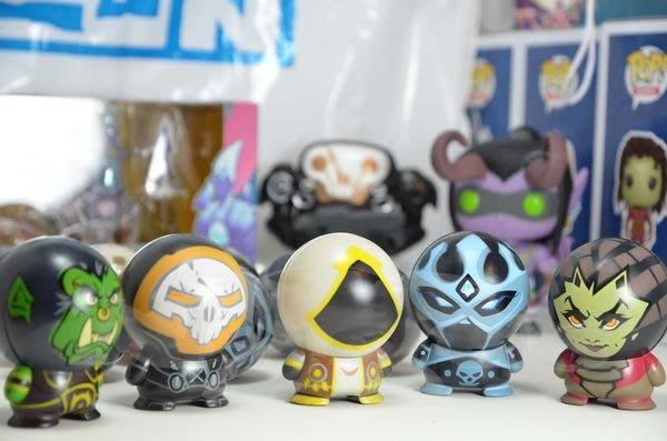 尼德斯Nydus~* 美國暴風雪 Blizzard BlizzCon 2013 Starcraft Warcraft Diablo 魔獸 星海 暗黑 扭蛋玩偶