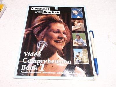 【考試院二手書】《Connect With English Video Comprehension 》│(B11Z52)