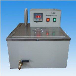 HH-601/HH-501超級恒溫水浴鍋/帶循環泵/內循環外循環