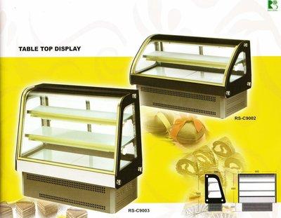 ~~東鑫餐飲設備~~瑞興桌上型蛋糕櫃 / 蛋糕冷藏展示櫥 / 小蛋糕展示櫃