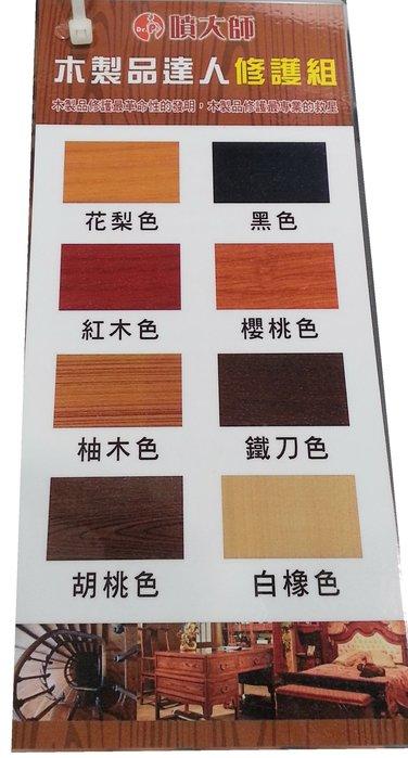 【( *^_^* ) 新盛油漆行】噴大師木器修補筆 護色金油 亮光 平光 保護漆 防脫色 防水性強 木作 木器 手作