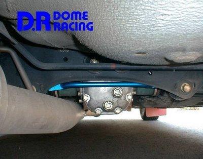 【童夢國際】D.R DOME RACING IMPREZA GC8 GF 後下兩點式拉桿 結構桿 後工字樑拉桿