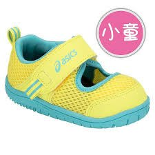 【憲憲之家】亞瑟士 幼兒涼鞋 AMPHIBIAN BABY SR 2 TUS118-750 黃