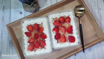 台南手作-草莓珠寶盒