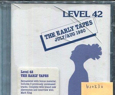 *真音樂* LEVEL 42 / THE EARLY TAPES 全新 K20530