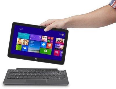 ※台北快貨※Dell Tablet Mobile Keyboard 底座式鍵盤**Venue 11 Pro變成輕薄筆電