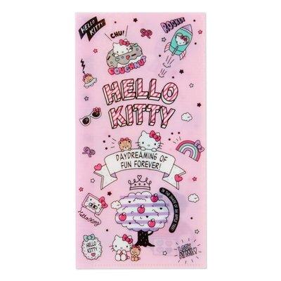 Sanrio 日本正版 Hello Kitty 票夾