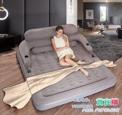 阿爾法 充氣床 家用雙人氣墊床單人充氣床墊加厚便攜氣墊床【聖誕特惠】JY