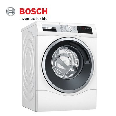 Bosch滾筒式洗衣機 WAU28540TC(歐規10公斤)