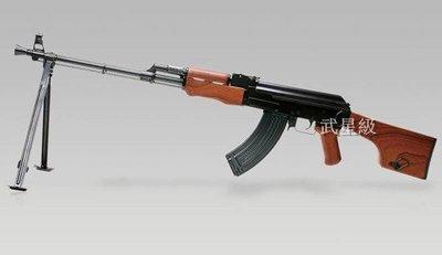 台南 武星級 SRC AK47 RPK 全金屬 電動槍(AK74 AKM PMC BB槍玩具槍步槍狙擊槍卡賓槍衝鋒槍