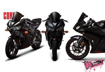 ♚賽車手的試衣間♚ Zero Gravity® Yamaha YZF-R3 / R25 15-18 CORSA款 風鏡