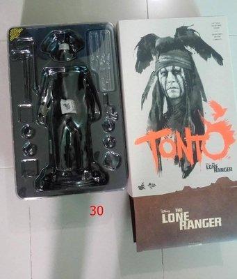 Hot toys the lone ranger tonto