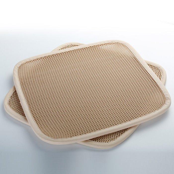 3D立體彈簧水洗透氣座墊/涼墊(45×45cm)