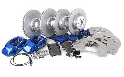 【汽車零件王】正廠 BMW X5 F15 M Performance 剎車組 制動 系統 改裝 升級 效能 精品 碟盤