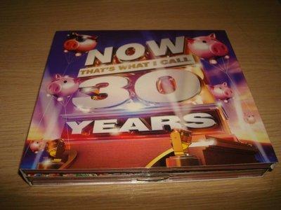 【小馬哥】歐美大牌合輯 NOW That's What I Call 30 Years 3CD好經典
