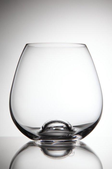 ☆波西米亞人☆斯洛伐克RONA Drink Master專業無梗O型杯440ml(一只)