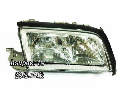 ☆☆☆強尼工廠☆☆☆全新 賓士 BENZ W202 97 98 99 00年 歐規原廠型大燈