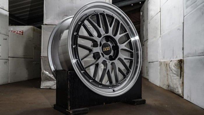 國豐動力 BBS LM2 LM400 5x112 ET43 8.5J 19吋 適用 BMW BENZ MINI AUDI