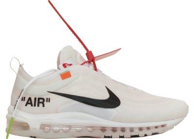 【紐約范特西】預購 Nike Air Max 97 Off-White  AJ4585-100