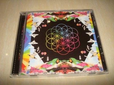 【小馬哥】CD 酷玩樂隊 Coldplay A Head Full Of Dreams