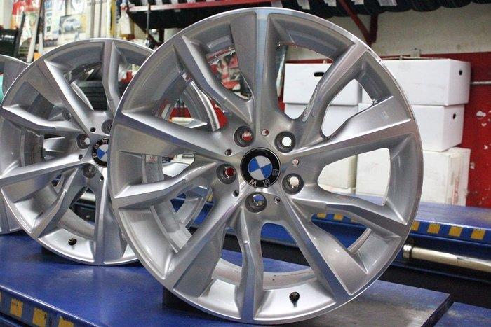 BMW原廠 選配圏 19吋 前後配鋁圈 F10 F11 F07 F30 F31 F34 F36 F01 F02