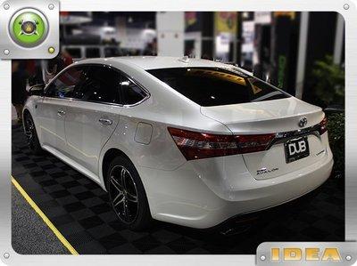泰山美研社 D5394 Toyota Corolla Altis 後保險桿 國外進口