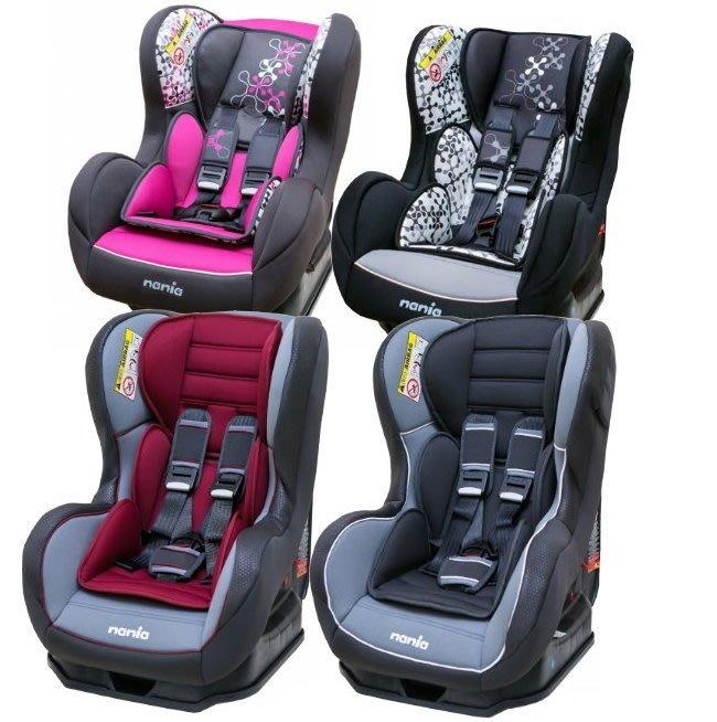 @企鵝寶貝@欣康--納尼亞旗艦型0-4歲安全汽座/汽車安全座椅(FB-385 珊瑚系列)