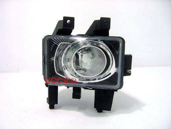 【UCC車趴】OPEL 歐寶 ZAFIRA B 06 07 休旅車 原廠型 專用霧燈 (TYC製) 一組3600