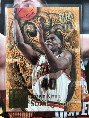 Scoring King Shawn Kemp 野獸灌籃(曾和Jordan 爭奪NBA總冠軍)