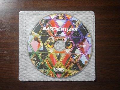 E290 地下室混音小子 Basement Jaxx【傷疤迪斯可 Scars】二手宣傳片(裸片) 下標即結標