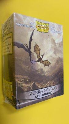 【雙子星】龍盾卡套 AT-12057 SIERRA NEVADA  Art BRUSHED