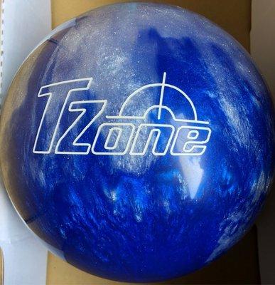 美國進口保齡球BRUNSWICK品牌Tzone,保齡球玩家喜愛的品牌12磅
