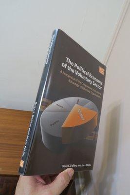 【英文舊書】[商業]第三部門與公共政策Political Economy of the Voluntary Sector