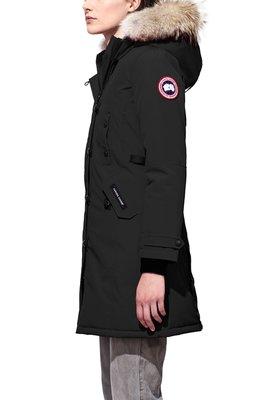 canada goose 羽絨外套Fusion Fit 版 Kensington 派克大衣 防風防水 加拿大專業代購