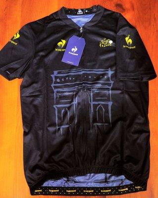 *現貨* 環法 公雞牌 凱旋門 黑衫車衣 #歐洲葡萄牙製 ASSOS RAPHA SANTINI CASTELLI
