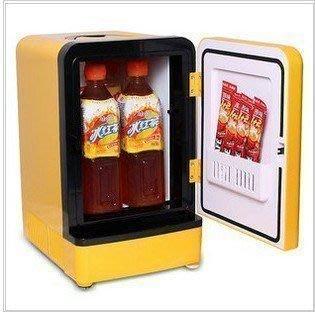 【優上精品】7L汽車載冰箱 制冷迷你冰箱 家用冰箱 小型迷你小冰箱 迷你家用(Z-P3225)
