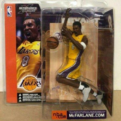 NBA Kobe Bryant 布萊恩 黑曼巴 麥法蘭1代公仔 非LBJ Jordan Curry Durant 字母哥