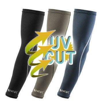 《衣匠x3》☆MIT 防曬抗紫外線 吸濕排汗 流線款 抗UV99% 運動袖套﹝ST06S﹞