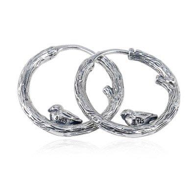凱莉代購 S925 純銀素銀小鳥耳環  預購特價
