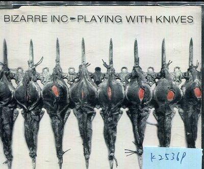 *真音樂* BIZARRE INC / PLAYING WITH KNIVES 二手 K25369