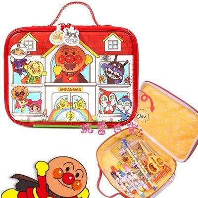 《軒恩株式會社》麵包超人 文具 收納包 化妝包 餐具袋 置物袋 手提袋 收納袋 筆袋 鉛筆 剪刀 彩色筆 069707