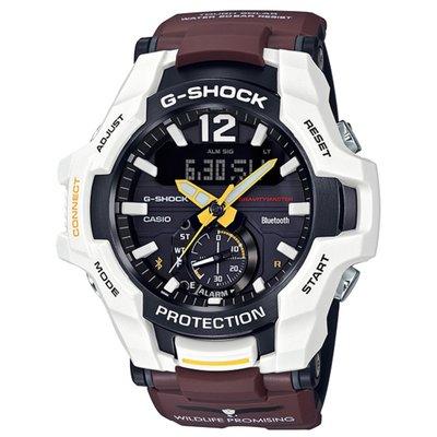 CASIO G-SHOCK GRAVITYMASTER series GR-B100 GR-B100WLP-7A 吼海鵰 BLUETOOTH 藍牙連線