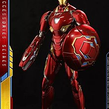 MTOYS 1:6 IRONMAN MARK50 合金圓盾 合 HOT TOYS MARK50用.
