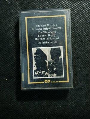 錄音帶 /卡帶/ IC31 / 演奏 / 偉大的進行曲 / 星條旗進行曲 / 雷神進行曲 / 非CD非黑膠