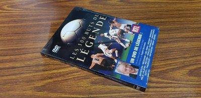 Q2007-早期DVD未拆】世界足球百大傳奇進球-Les 100 buts de légende-Eugene Sacc