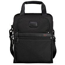 正品新款原廠 TUMI/途米 代購 JK222 男款彈道尼龍面料單肩包休閒商務時尚大容量斜挎包可擴展手提斜挎兩用