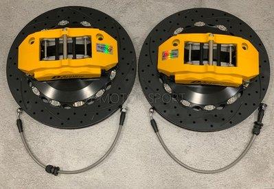 小傑車燈精品--全新 高品質 DS RACING 卡鉗 中六活塞 ALTIS CAMRY AURIS FOCUS