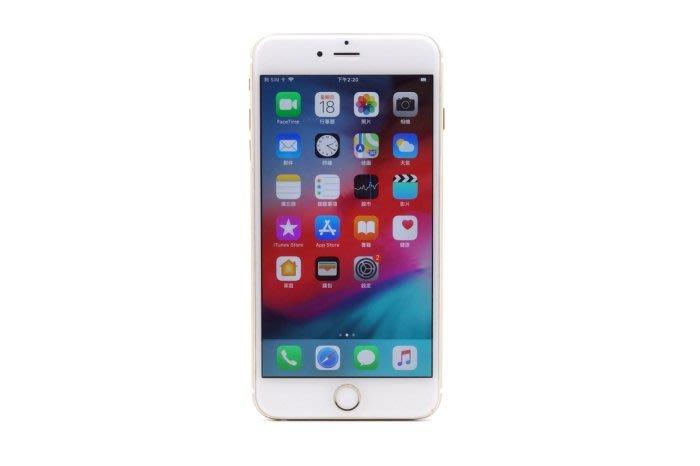 【台中青蘋果競標】Apple iPhone 6S Plus 金 64G 5.5吋 蘋果手機 瑕疵機出售 #29845
