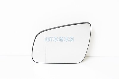~~ADT.車燈.車材~~BENZ W203 W211 後視鏡 除霧廣角鏡片含底座